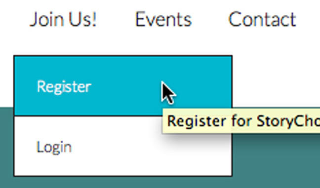 Where to find registration form