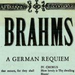 BCCO Brahms program cover