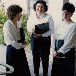 Carole Jones and friends