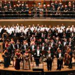 BCCO performs Dvorak Requiem at Rudolfinum in Prague. Photo by Bill Hocker
