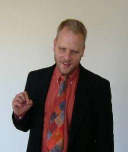 John Prescott, pre-concert lecture