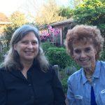 Photo of Nancy Sue Brink and Veronia Fukson
