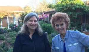 Photo of Nancy Sue Brink and Veronia Fukson