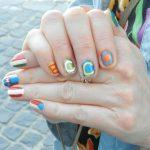 Fabulous BCCO fingernails!