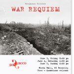 Spring 2016 Concert Series:  Benjamin Britten's War Requiem