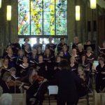 Berkeley Women's Community Chorus. Image from video footage by Marek Jeziorek