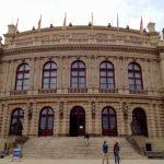 Rudolfinum, Prague. Photo by Nancy Sue Brink