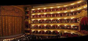 Inside the Bolshoi Theater