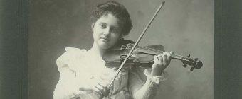 My Grandmother and Mendelssohn